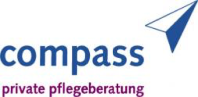 Logo: Compass - private Pflegeberatung