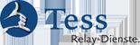 Logo von TeSS - Sign & Script - Relay-Dienste für hörgeschädigte Menschen GmbH